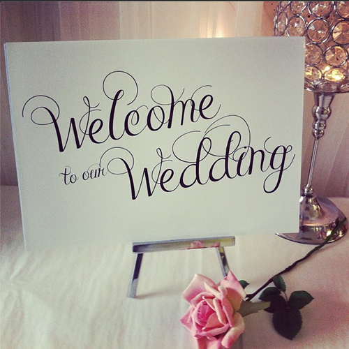 Suzette hazlett merimbula celebrant wedding signs welcome to our merimbula celebrant 3 junglespirit Choice Image